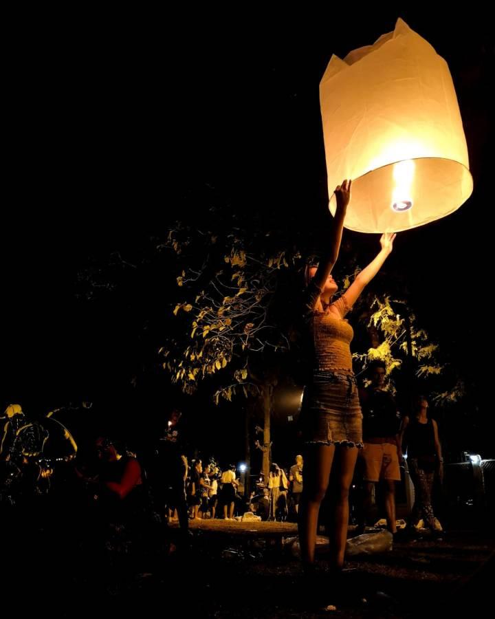 Valon juhlaa Chiang Maissa!