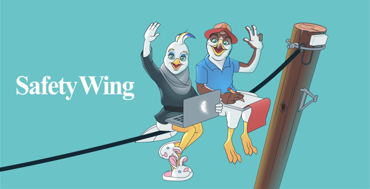 SafetyWing: Matkustajan sairausvakuutusten Netflix