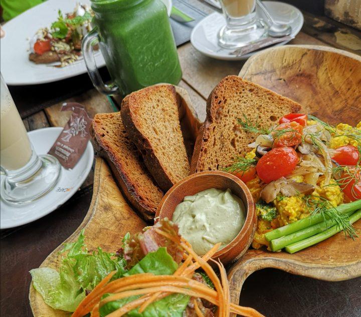 Vegaanille sopivat ravintolat KohSamuilla