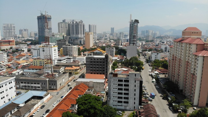 Visarun Penangiin ja uudetperheenjäsenet