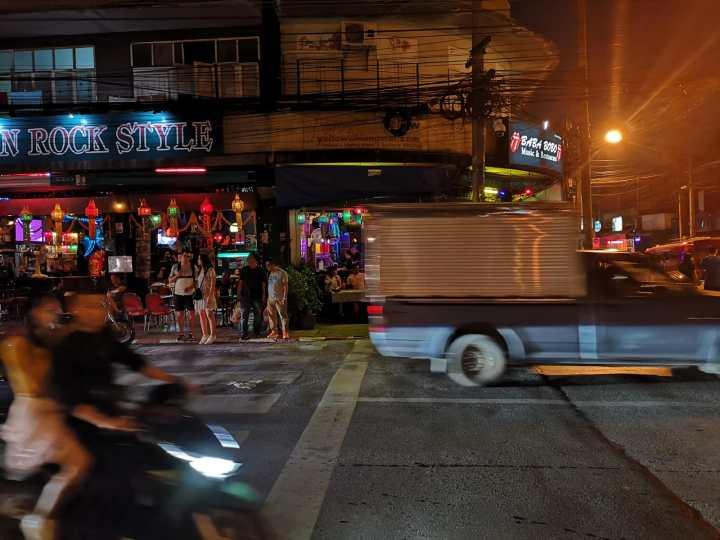 Thaimaa ja sen vaarallinenliikenne