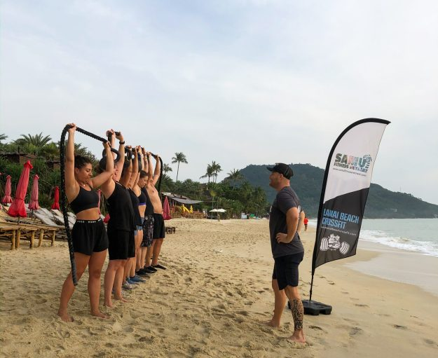 Samui Fitness Retreat Start