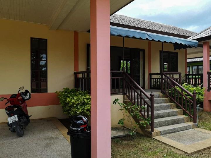 Toinen asuntomme Koh Samuin Bangrakissa.