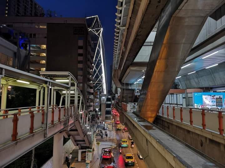 Ensikertalaiset Bangkokissa