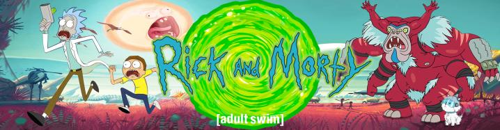 Rick And Morty on piirrossarja aikuisille, jossa on välillä vaikea pysyä kyydissä.