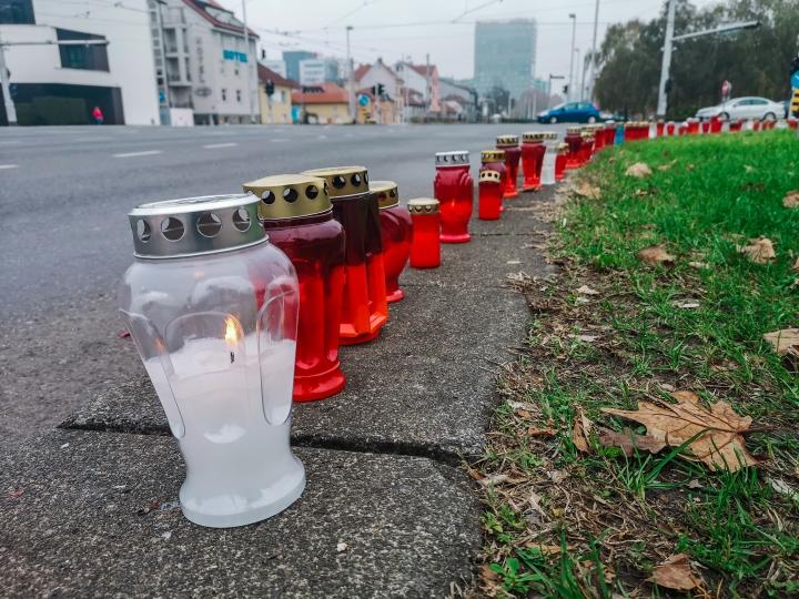 Vukovarin muistopäivä on Kroatiassa pyhäpäivä.