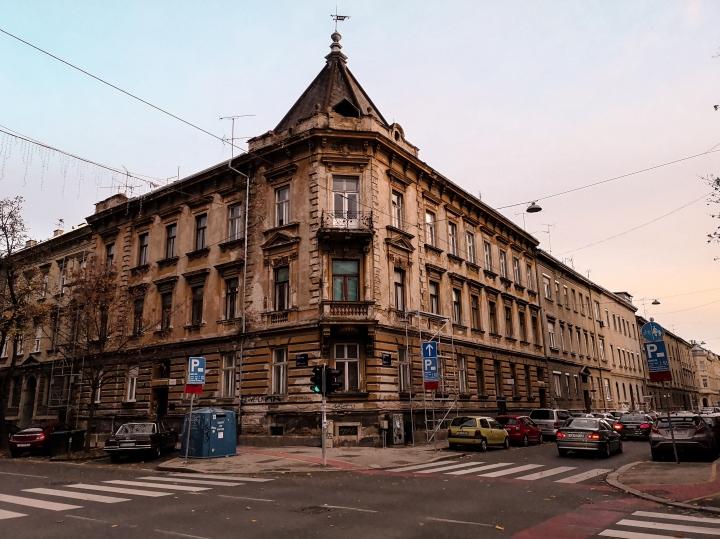 Zagrebissa pääsee nauttimaan kauniista arkkitehtuurista.