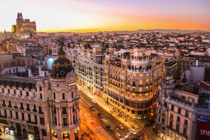 Espanja: Madrid. Kuvaaja: Or / mypathintheworld.com