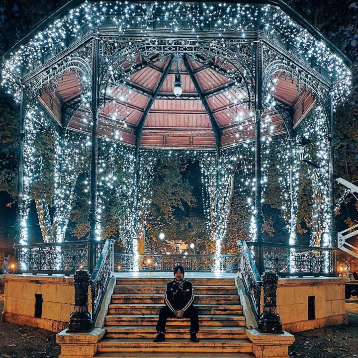 Zagrebiin on tällä viikolla sytytetty jouluvalot!