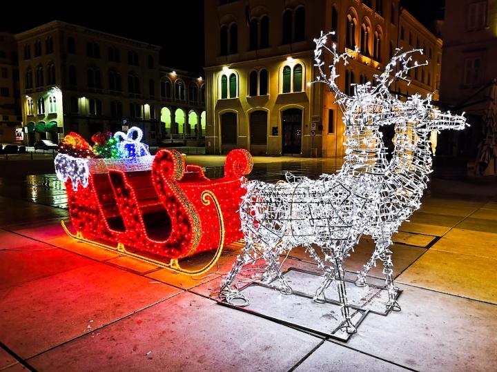 Joulunviettoa Kroatiassa ja kirjoittajanblokki