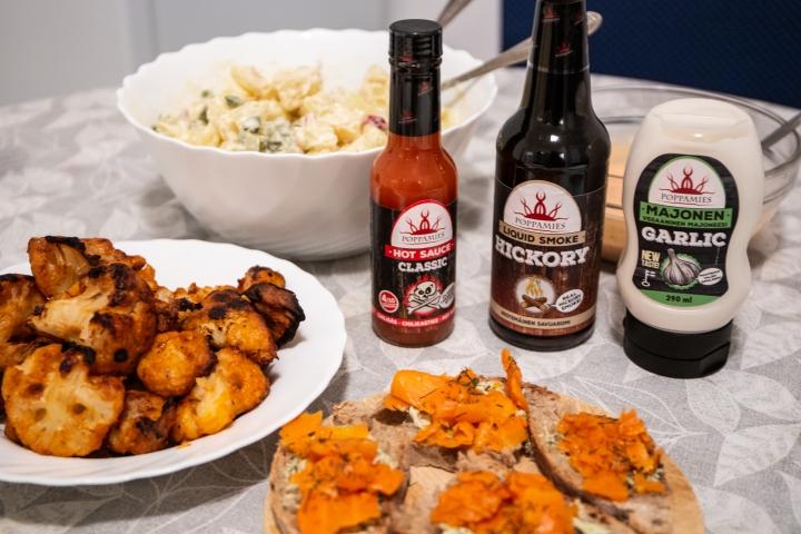 Vappu, juhannus, uusivuosi? – Tsekkaa vegaaniset juhlaruokareseptit!