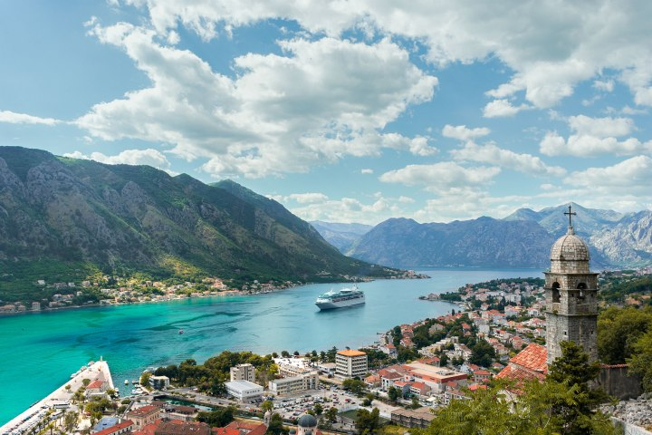Montenegro: Kotor. Kuvaaja: HandLuggageOnly.co.uk-bloggaaja.