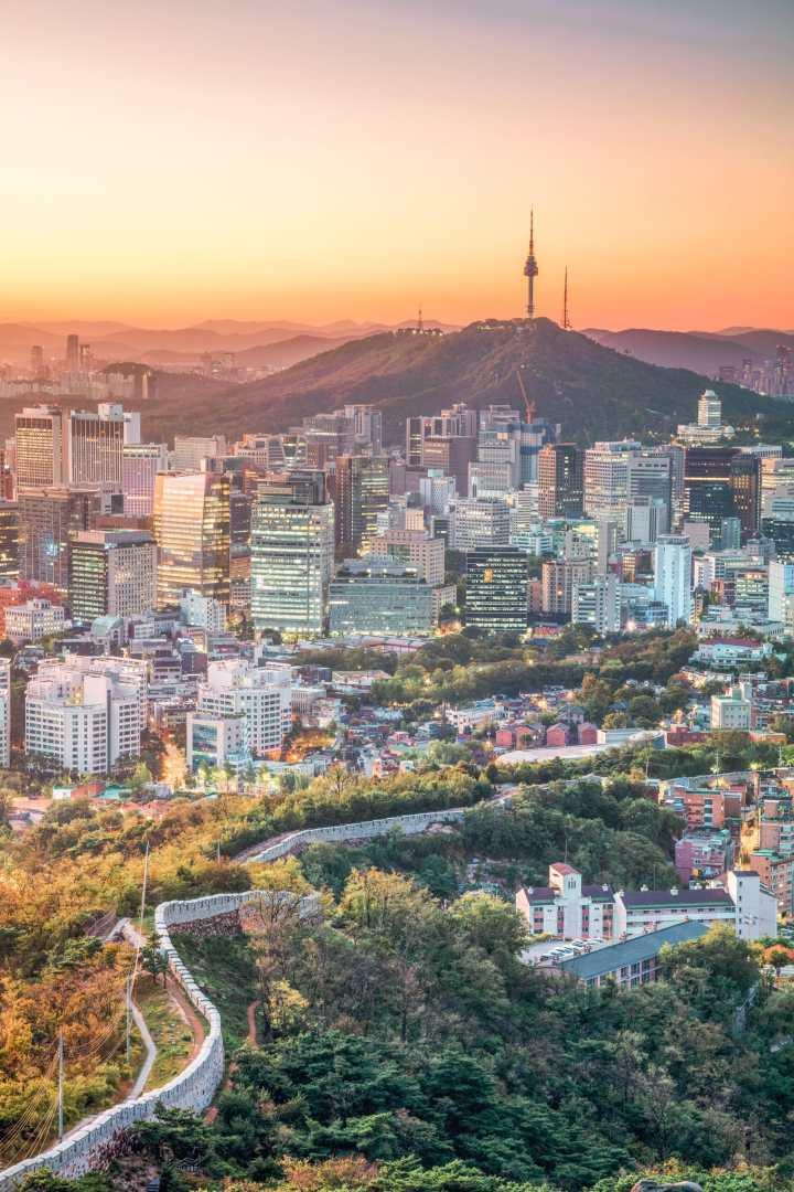Etelä-Korea: Soul. Kuvaaja: HandLuggageOnly.co.uk-bloggaaja.
